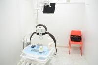 半個室の診療室 title=半個室の診療室